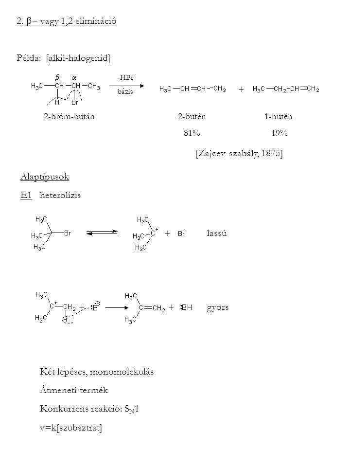 Példa: [alkil-halogenid]